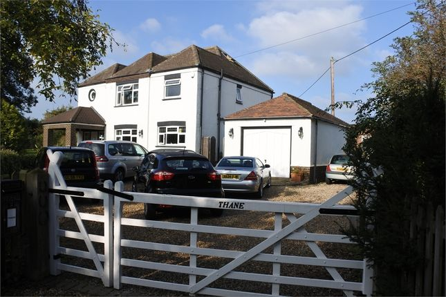 Thumbnail Detached house for sale in Way Hill, Minster, Kent.