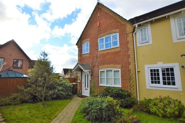 Thumbnail Semi-detached house to rent in Roseclave Close, Plympton, Plymouth, Devon