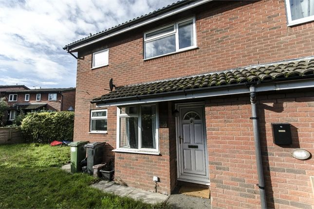 Thumbnail End terrace house to rent in Harbourne Gardens, West End, Southampton, Hampshire