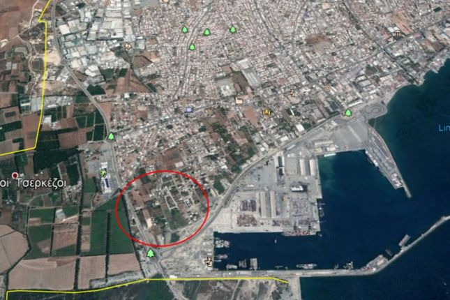 Thumbnail Land for sale in Limassol, Limassol (City), Limassol, Cyprus