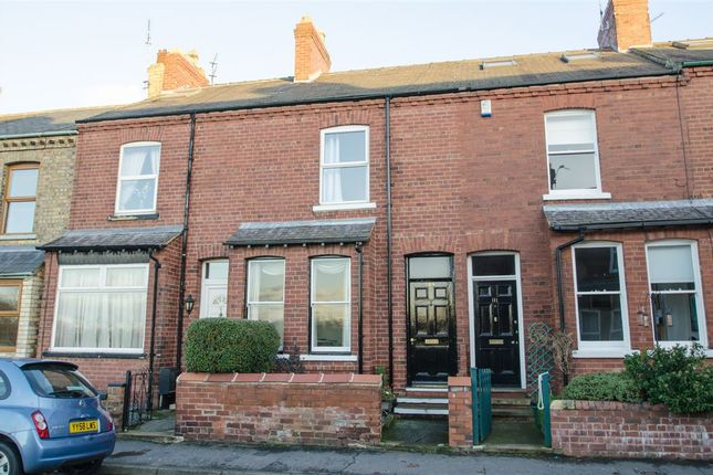 Thumbnail Terraced house for sale in Albemarle Road, York