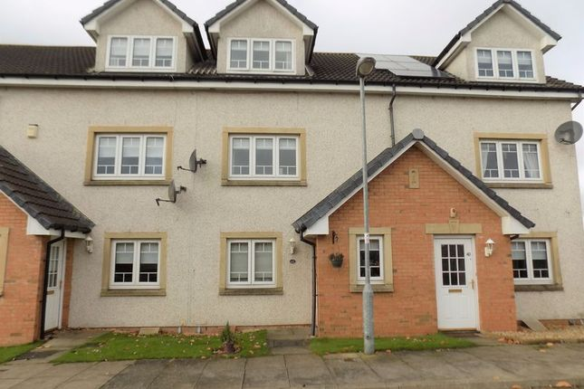 Thumbnail Town house for sale in Bramble Gardens, Airdrie