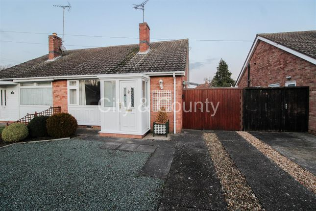 2 bed semi-detached bungalow for sale in Ainsdale Drive, Werrington, Peterborough
