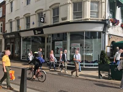 Thumbnail Retail premises to let in Market Street, 19/20, Cambridge, Cambridgeshire
