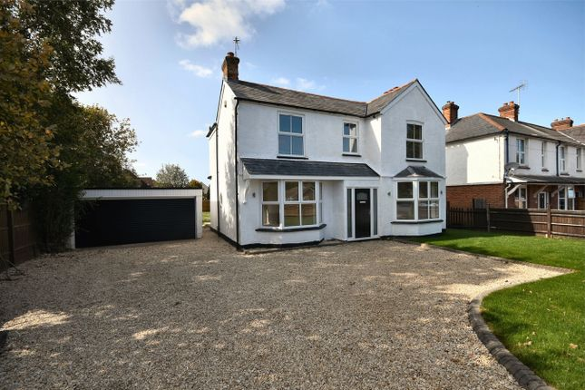 Thumbnail Detached house for sale in Wendover Road, Stoke Mandeville, Buckinghamshire