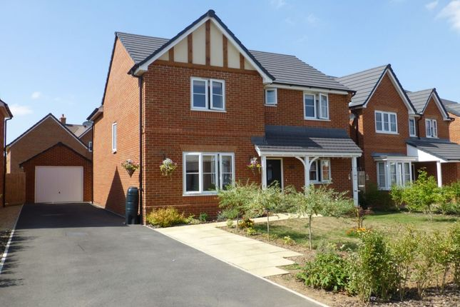 Thumbnail Detached house for sale in Cartwright Way, Evesham