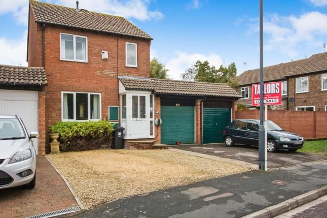 Thumbnail Link-detached house for sale in Buckingham Drive, Stoke Gifford, Bristol, Gloucestershire