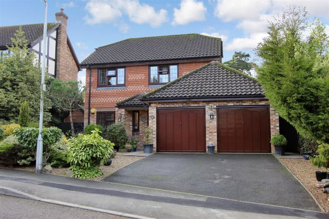 Thumbnail Detached house for sale in Betjeman Way, Gadebridge Park, Hemel Hempstead