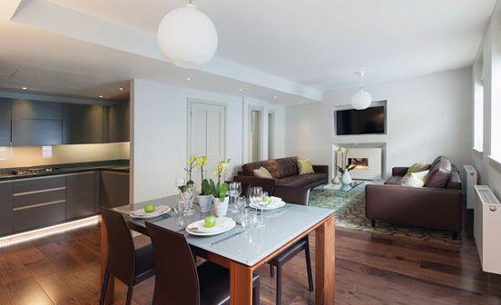 Thumbnail Flat to rent in Bentinck St, London