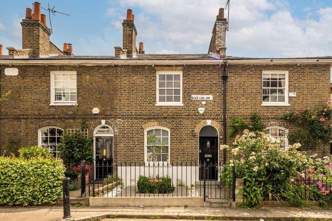 Thumbnail Property to rent in Samels Court, South Black Lion Lane, London
