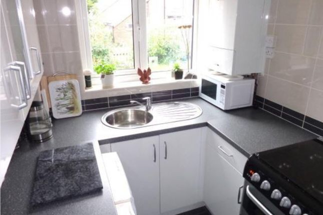 Thumbnail Semi-detached house for sale in Brackenfield Way, Thurmaston, Leicester