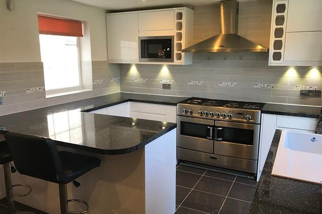 Thumbnail Detached house to rent in Melfort Drive, Leighton Buzzard