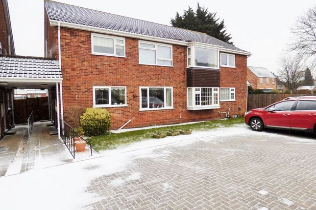 Thumbnail Flat for sale in Manor Gardens, Barnwood Road, Barnwood, Gloucester