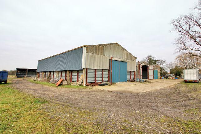 Thumbnail Barn conversion for sale in Cheeseman's Green Lane, Mersham, Ashford