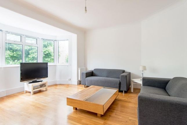 Thumbnail Flat to rent in North End Road, Temple Fortune