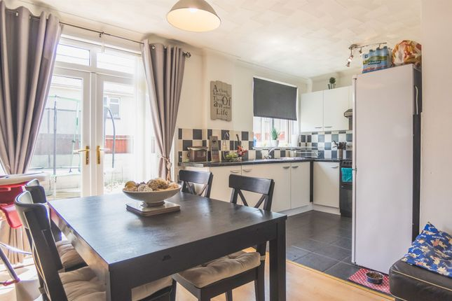 Thumbnail Semi-detached house for sale in Meadow Street, Aberkenfig, Bridgend