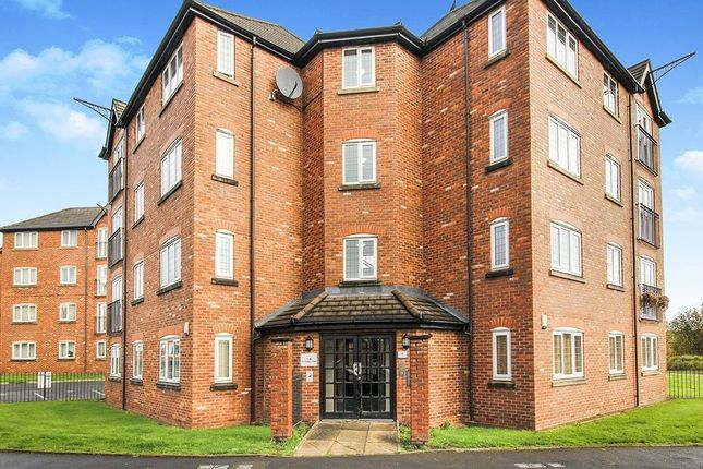 Thumbnail Flat to rent in Kilcoby Avenue, Swinton, Manchester
