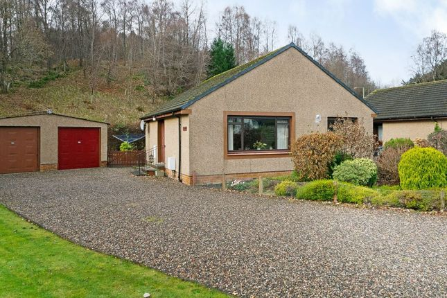 Thumbnail Detached bungalow for sale in 42, Fonab Crescent, Pitlochry