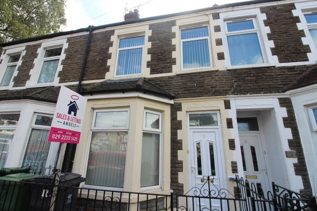 Thumbnail Property to rent in Allensbank Crescent, Heath, Cardiff