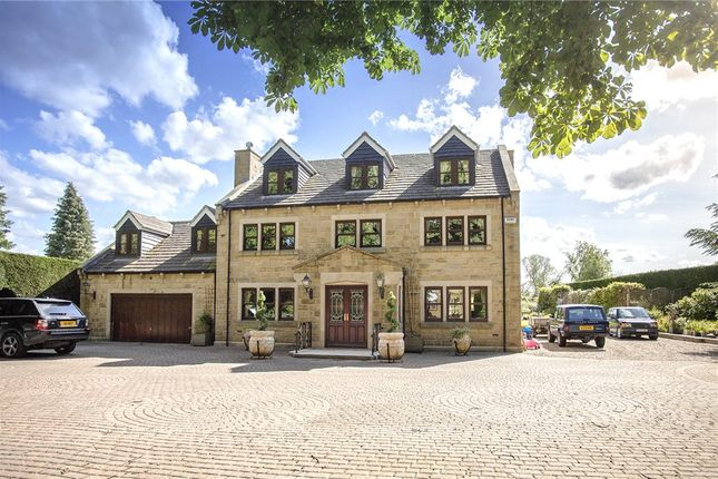 Thumbnail Detached house for sale in Registrars House, Woodlands Drive, Rawdon, Leeds