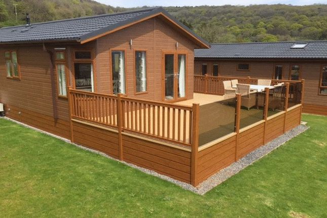 Thumbnail Lodge for sale in Cheddar Woods Resort And Spa, Axbridge Road, Cheddar