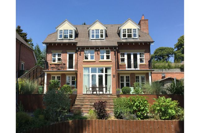 Thumbnail Detached house for sale in Waterside Gardens, Shrewsbury