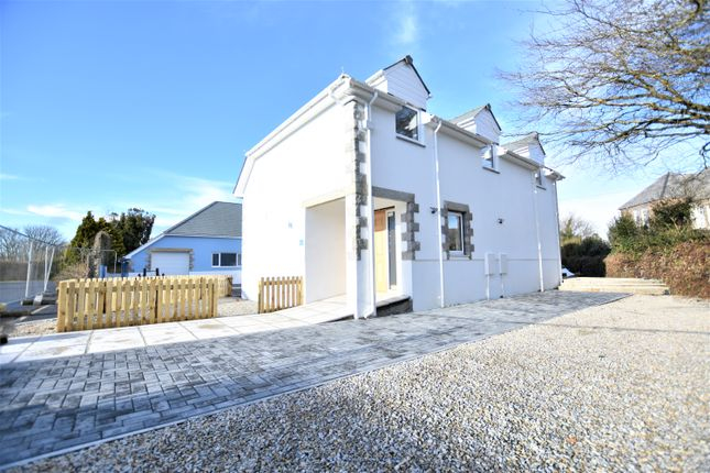Thumbnail Detached bungalow for sale in Mount Pleasant Road, Camborne
