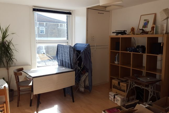 Thumbnail 2 bed duplex to rent in Rectory Road, London