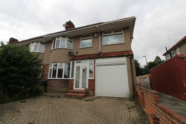 Thumbnail Semi-detached house to rent in Latham Road, Bexleyheath