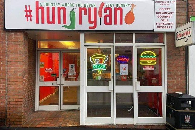 Thumbnail Restaurant/cafe for sale in High Grove, Rodgers Street, Stoke-On-Trent