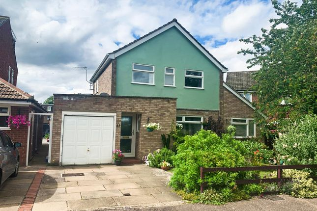 Thumbnail Detached house for sale in Greystoke Road, Cherry Hinton, Cambridge