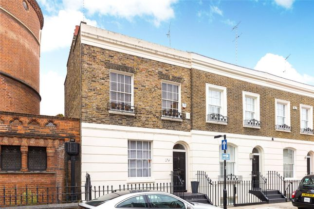 Thumbnail Terraced house for sale in Graham Terrace, Belgravia, London