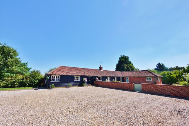 Thumbnail Detached house for sale in The Hall Barns, School Road, Stanford Rivers, Ongar