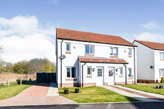 Thumbnail Semi-detached house for sale in Ladyacre Wynd, Irvine