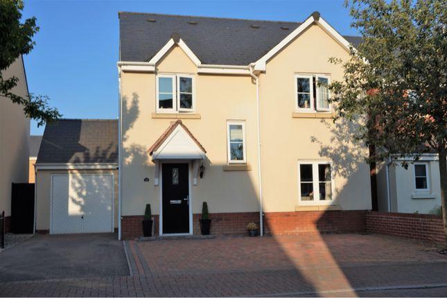 Thumbnail Detached house for sale in Heol Banc Y Felin, Gorseinon