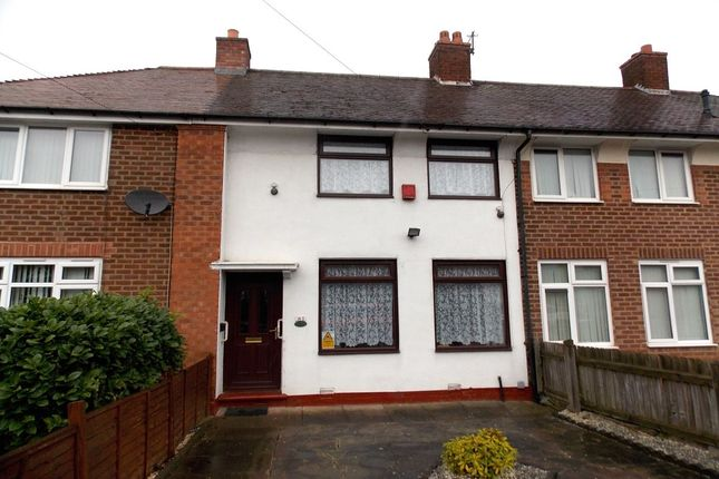 3 bed terraced house for sale in Wyndhurst Road, Stechford, Birmingham