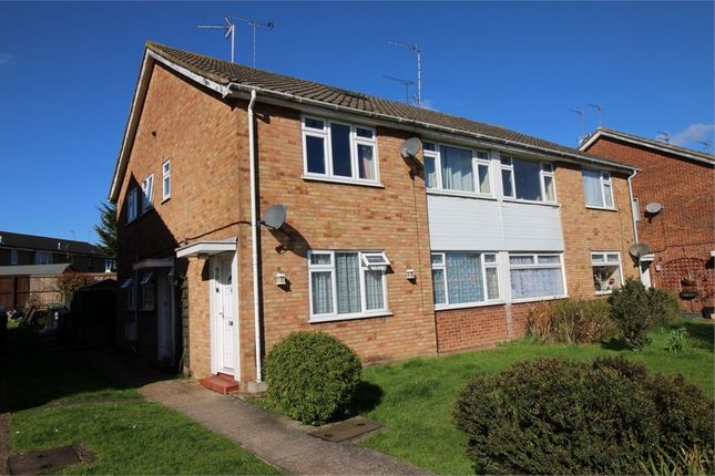 Thumbnail Maisonette for sale in Cedar Walk, Waltham Abbey, Essex