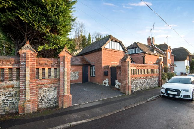 Thumbnail End terrace house for sale in Old London Road, Stockbridge, Hampshire