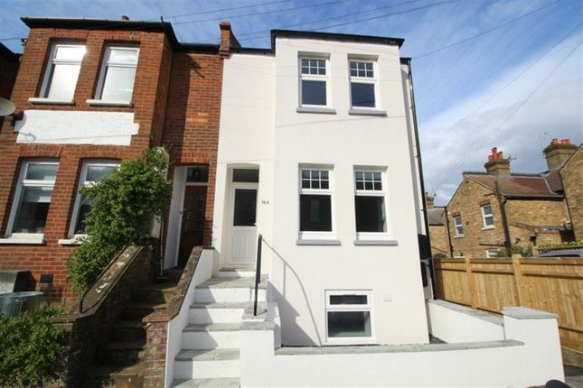 Thumbnail Property to rent in Buckhurst Avenue, Sevenoaks