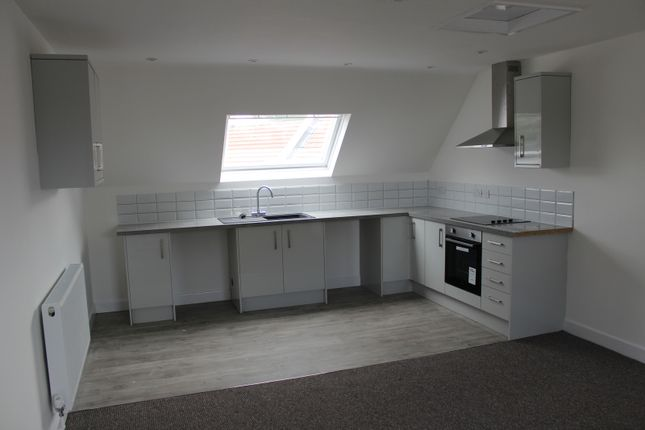 Thumbnail Flat to rent in Devitt Way, Broughton Astley, Leicester