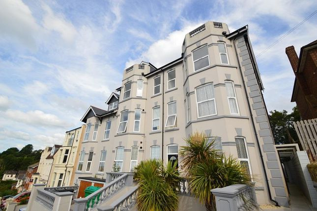 Thumbnail Flat to rent in Ashburnham Road, Hastings, East Sussex