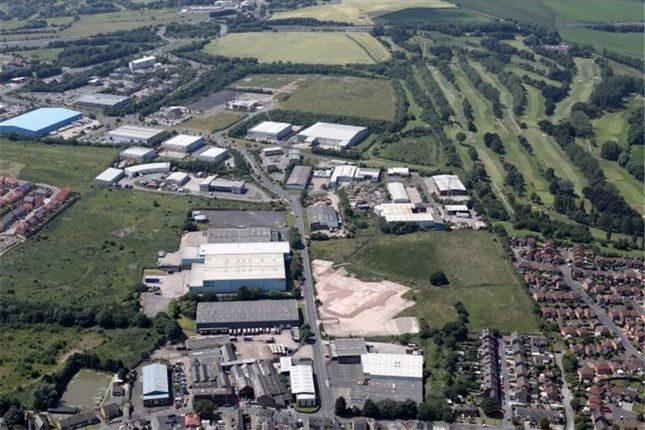 Thumbnail Land for sale in Centric 40, Flanshaw Way, Wakefield, West Yorkshire, UK