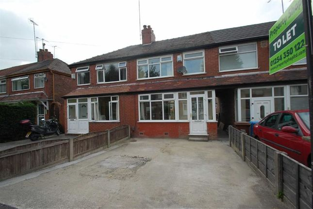 Thumbnail Terraced house to rent in Fife Avenue, Chadderton, Oldham