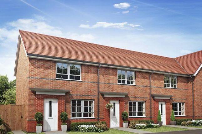 "Thumbnail Terraced house for sale in ""Roseberry"" at Bedewell Industrial Park, Hebburn"