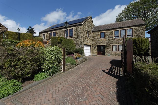 Thumbnail Detached house for sale in Main Road, Wadshelf, Chesterfield
