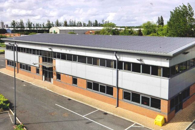 Thumbnail Office to let in Lincoln House, Ashbrooke Park, Sherburn In Elmet
