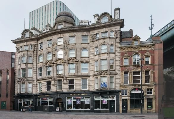 Thumbnail Office for sale in 3 Akenside Hill, Newcastle Upon Tyne, Tyne And Wear