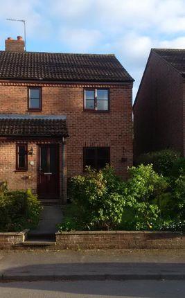 Thumbnail Semi-detached house to rent in Westholme Road, Masham, Ripon