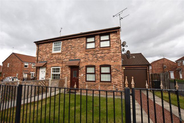 Thumbnail Semi-detached house to rent in Sanderling Garth, Middleton, Leeds