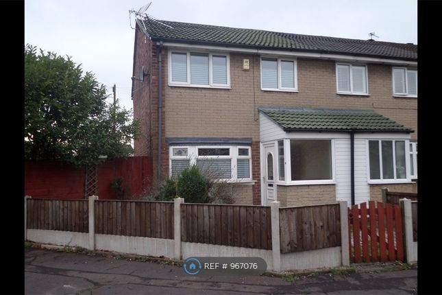 3 bed semi-detached house to rent in Marston Close, Whitefield, Manchester M45